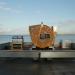 The CableFish System is easily transported