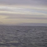 Sunset at EMEC